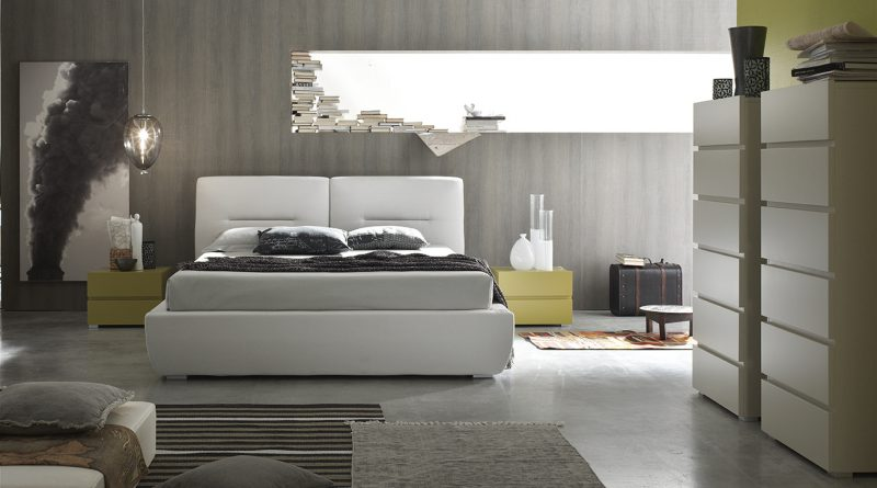 Camera da letto moderna camera da letto moderna with - Trittico camera da letto moderno ...